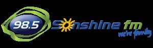 98.5 Sonshine FM Logo