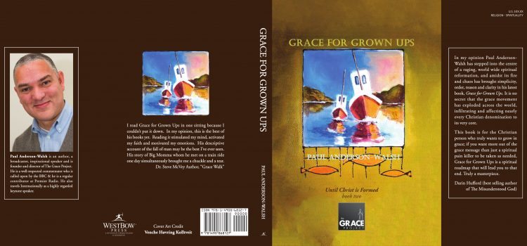Grace For Grown Ups – Pre Order