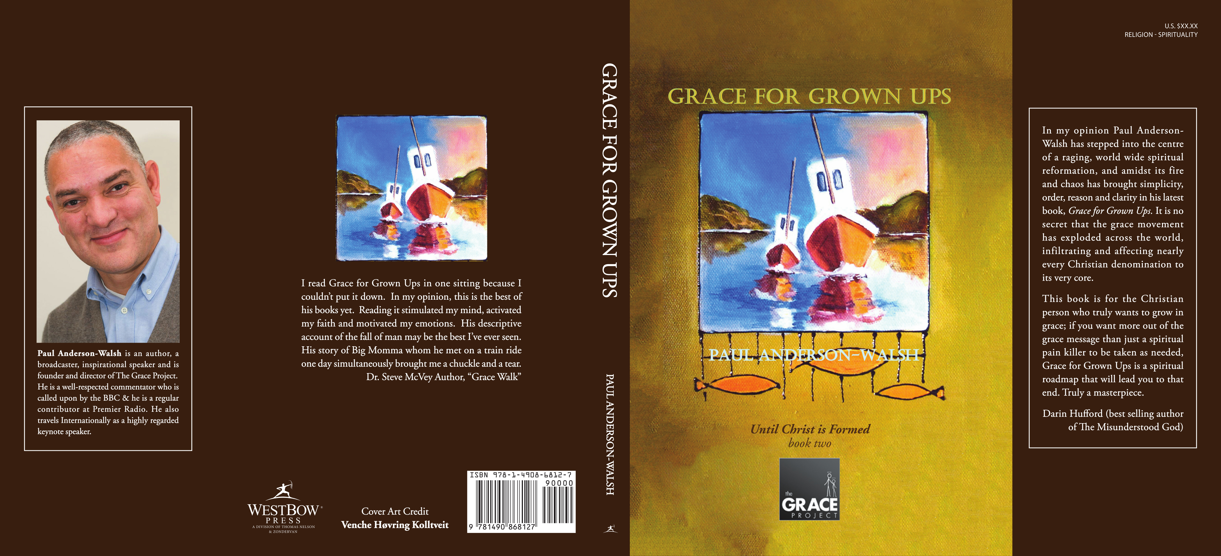 Grace For Grown-Ups - Full Cover