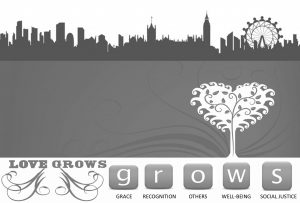 Love Grows Logo