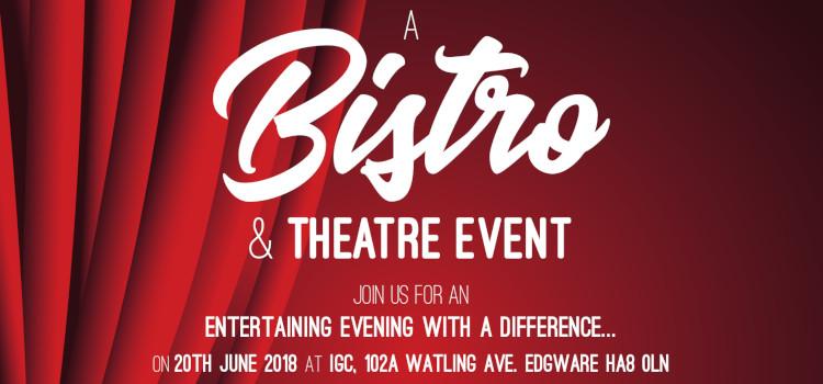 Bistro & Theatre Event